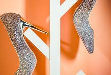 wedding day by Odelia Bridal