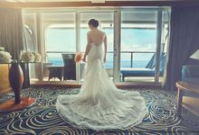 Bahamas Destination Wedding by Franchesca Edwards Photography