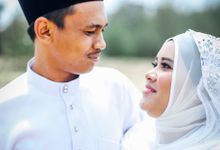 Fahmi & Mimi Wedding ceremony by The.azpf