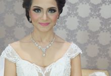 Amira  The Beauty Bride by New Melati Salon Bali