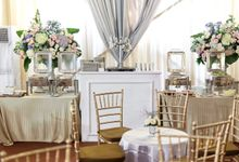 Wedding Reception at Home by Al's Catering