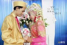Wedding Day Ana & Ace by Airis Project