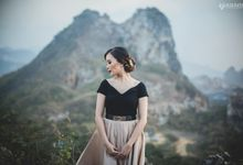 Andes & Nora Engagement by Hieros Photography