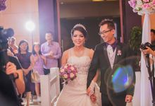 Andre & Vina - Indonesian reception by LieXianDe
