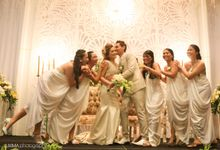 Andreas & Monalisa Wedding by Luxima by Luxima Photography