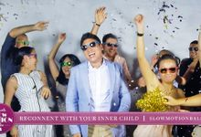 Andrew & Judy Welcome Party by BALI SLOW MOTION VIDEO BOOTH