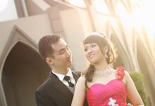 Pre-Wedding of Andry - Syeren by Divinia Photography