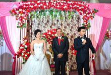 The Wedding Andri Setiawan & Fenny Indriani by Yonatan Natanael MC