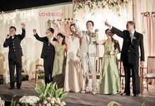 The Wedding of Andy & Mia by FIVE Seasons WO