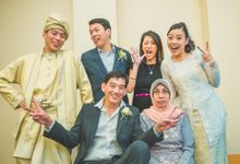 Celebrating Rehan and Annette - Actual Day Wedding by Vin Paige Pictures