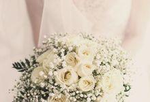 Saint Ursula Chapel Wedding || Nina & Mayo by Antijitters Photo
