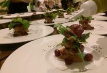Appetizer by DIJON BALI CATERING