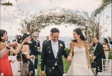 Sonya & Judd by Latitude Bali