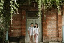 Pre Wedding Arga & Areta by Sanga Story