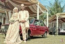 Ari n Arvi Wedding by ANSA Photography
