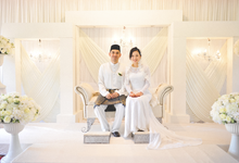 The White Nikah - Celebrating Arif & Aili by Andrew Yep Photographie