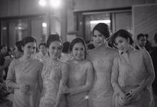 Minang-Jawa ala Arlene dan Arga by Bojou Weddings