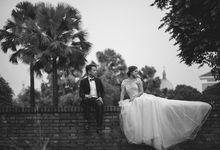 Godfrey and Jen E-session by Armidia Photo