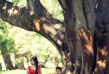 Arnan & Jennie Prewedding by Reemark Photographica