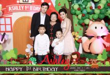 Ashley 1st Birthday Party by Cinnamon Photocorner