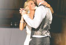 Ashley and Joe Rustic Wedding by Brandon C Photo