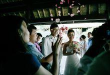 Nike & Miau wedding by andreaslee photography