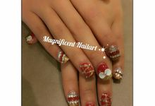 Magnificent Nail Art by Magnificent Nail Art