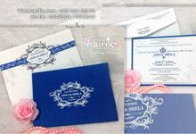Wedding Invitation by Kairos Wedding Invitation