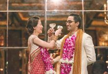 Cross-Cultural Charm Wedding Day Photography at St Regis Singapore by Awesome Memories Photography