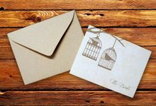 Simple invitation by Paperlogy art and invite