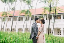 Capella Singapore Wedding by Peter Herman Photography