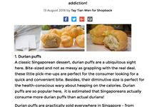 Media Mentions by Sunlife Pastries