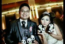 The Wedding of Reza & Siska by WedConcept Wedding Planner & Organizer