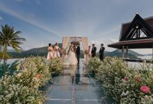 Yazmin & Alex from Australia by Wedding Idea & The Event Thailand