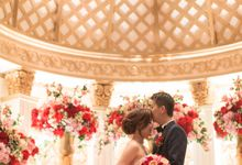 AWAN & MAYA WEDDING by Roundtable Photography & Videography