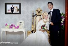 Ayu & Husin by Yulisma Amani Photography