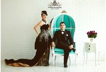 Prewedding Compilation by 123 Wedding Photography
