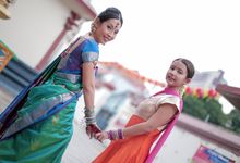 Linkesh & Pamelyn by Alangkaar Bridal Studio