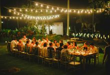 Sana & John's Wedding by Beyond Events Bali