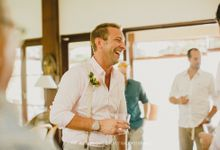 Lindsay & Chad - Eclectic Gatsby Glam Wedding by One & Only Bali Weddings