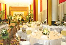 Grand Capitol Ballroom at Manhattan Hotel by Merlynn Park Hotel