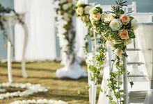 The Wedding by Four Seasons Resort Bali at Jimbaran Bay