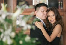Laid-Back Engagement Session by MR Villar Photography