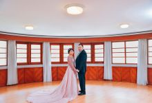 The Beauty of difference - Wita & Sean prewedding by Blackbox Studio