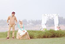 Adi & Gyzca by Photo Qto Jambi