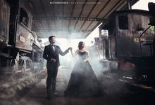 Hendra Juju Prewedding by PICTUREHOUSE PHOTOGRAPHY