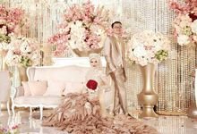 Elva & Wildan Wedding by Garland Galore Flower Shop