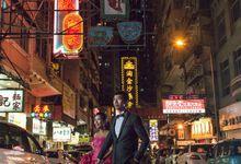 Ray & Emman Hong Kong Pre Wedding by Byben Studio Singapore