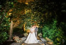 Erland and Regina Wedding by Sunset and Pines Studio