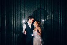 Etherial Barn Wedding by Bethany Small Photography